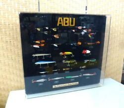 Vintage Abu Lure Old Collection Current Abu Garcia Fishing Lure Very Rare
