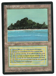 ►magic-style◄ Mtg Tropical Island / Ile Tropicale - French Revised Fbb - Nm-