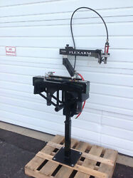 Flexarm A-32 Pneumatic Tapping Arm Series T10- A32 With Stand