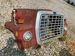 Ford L-8000 Truck Hood Louisville Good Condition
