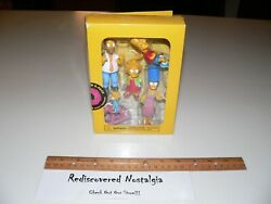 The Simpsons Movie Dvd Set With Figures Figures Only