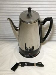 General Electric Vintage Automatic Coffee Maker 342