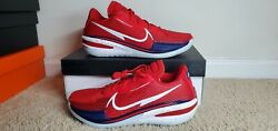 Nike Air Zoom G.t. Cut Team Usa Olympics Menand039s Basketball Shoe Size 10 In Hand