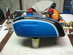Suzuki Show 1972 Nos Gas Tank Gt It Can Ship Out Of Usa 1