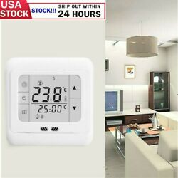 Smart Programmable Digital Room Heating Thermostat Temperature Controller Us