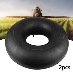 Pair Of 15x6.00-6 Tire Inner Tube Replacement For Tr13 Lawn Mower