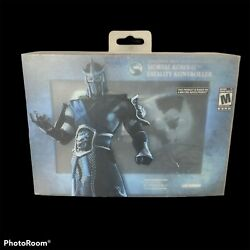 Playstation 2 Subzero Mortal Kombat Fatality Controller Limited Edition Ps2 Used