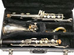 Buffet Crampon Bass Clarinet To Low-eb - Radio Model - Exceptional Player