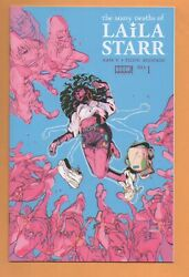 The Many Deaths Of Laila Starr 1 Boom Studios 2021 125 Variant Nm-