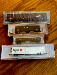 Lot Of N Scale Freight Cars