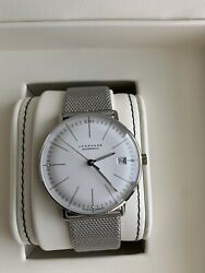 Junghans Sapphire Max Bill Automatic