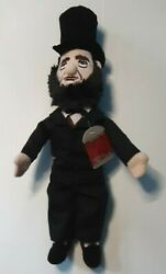 Little Thinkers Doll Abraham Lincoln Unemployed Philosophers Guild 2014