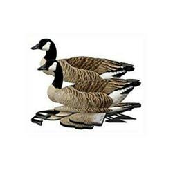 Giant Goose Decoy Andndash 6 Foldable And Collapsible Full Body Decoys
