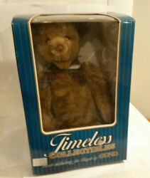 Teddy Bear Timeless Collectibles Gund Still In Box Plush Target Exclusive 4599