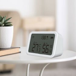 Electronic Indoor Thermometer Hygrometer Room For Greenhouse Garden