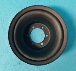 New Mopar Double-groove Crankshaft Pulley For A/b/rb/crate Hemi Engines
