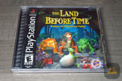 Land Before Time Return To The Great Valley Playstation 1, Ps1, Psx 2000 New