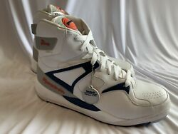 Reebok The Pump Bringback Us Men's Size 14 102 Dominique Wilkins Extremely Rare