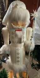 Mcdowell Father Frost Nutcracker Christmas - Enchanted Woodworks