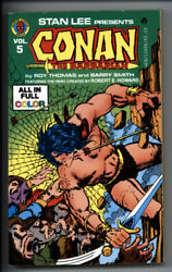 Complete Marvel Conan The Barbarian Vol 5 Nm- 9.2 1978 Marvel Barry Smith Art