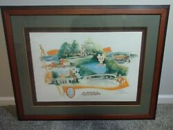 9 University Of Tennessee Vintage Matching Professional Framed Collectable Print