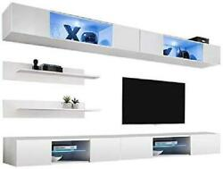 Meble Furniture Rugs Fly I3 33tv Wall Mounted Floating Modern Entertainment Ce