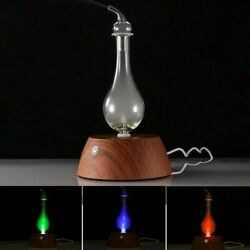 Oil Diffuser Transparent Glass For Aromatherapy Adjustable Light And Fog Home