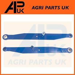 Lower Link Lift Arm Linkage Lh And Rh Kit For Ford 2600 2610 2810 Tractor