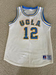 Ucla Vintage 80's Authentic Russel Game Jersey