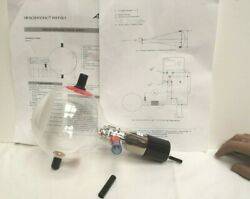 Teltron [ Diffraction Tube ] Teltron Tube { Atomic Physics } Tested And Working