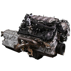 Ford 5.0l Coyote Crate Engine W/10-speed Atuo Trans. M-9000-pmca3