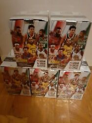 Panini Nba 2018/2019 Stickers Sealed Lot 5 Boxes Luka Doncic, Trae Young Rookie