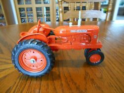 Vintage 1985 Ertl 116th Scale Allis-chalmers Wd-45 Antique Tractor 1206 Used