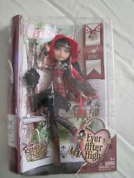 Ever After High First Chapter Cerise Hood Doll...new In The Box