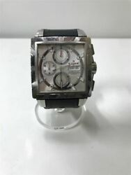 Edox Self-winding Analog Sapphire Crystal Menand039s Watch From Japan Pre Owned U0729