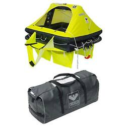 Viking Rescyouandtrade Life Raft With Valise- 4 Person