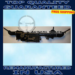 2014-2020 Electric Rhd Power Steering Rack And Pinion Assembly