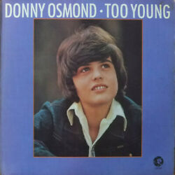 Donny Osmond - Too Young - Vinyl Record - 12