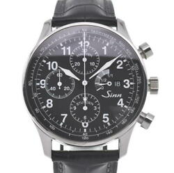 Sinn Model 956 956.0695 Chronograph Power Reserve Automatic Menand039s Watch X105500