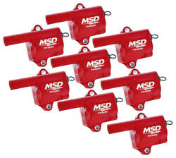 Msd Gm Ls Truck Style Coils - 8 82868