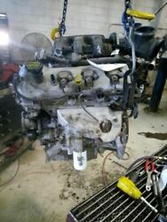 Engine 10 11 12 Mazda Cx-9 3.7l Vin A 8th Digit From 10/01/09 2912216