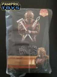 In Stock Exclusive Hot Toys Tms044 The Armorer Mandalorian Star Wars New Sealed