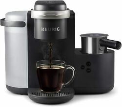Keurig - K-cafe Single Serve Coffee Latte And Cappuccino Maker
