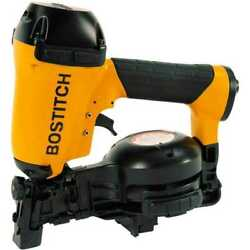 Bostitch Rn46-1 3/4 To 1-3/4 15 Deg. Coil Roofing Nailer