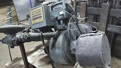 Eclipse Immerso-pak Tube Burner 10 2.75 Mbtuh With Complete Gas Train/controls