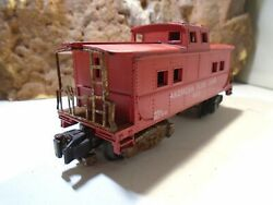 American Flyer Lines 1951 Issue, Red Caboose No 938           5-116-5