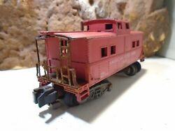 American Flyer Lines 1951 Issue, Red Caboose No 938           5-146-5