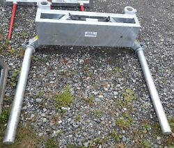 50mm Round Bale Handler Telehandler Loader Please Select Brackets From Andpound1000