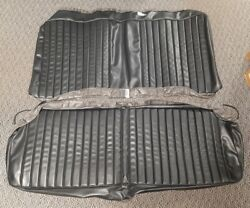 New Mopar 1973 A-body Dodge Dart Sport / Plymouth Duster Seat Upholstery