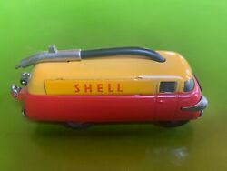 West German Shuco Radiant Service 5601 Shell Petrol Tanker Excellent Condition